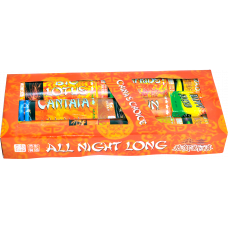 All night long  Van € 15.95 voor € 12.95    (GV)