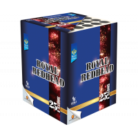 Royal redhead
